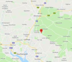 Marwell map