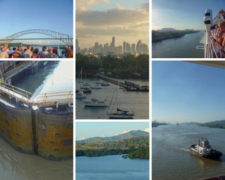 KERRIE SUMMERS PANAMA CANAL COLLAGE